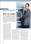 Leseprobe Steuerkanzlei fhplus Mandantenmagazin zum Thema Steuern.