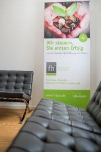 digitale Buchhaltung mit der fhplus Steuerberaterkanzlei bensheim