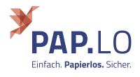 Papierlose Buchhaltung mit PAP.LO