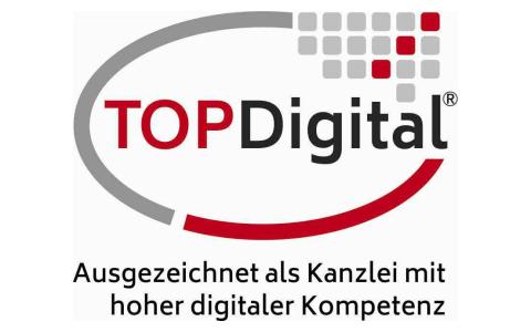TOPDigital Auszeichnung
